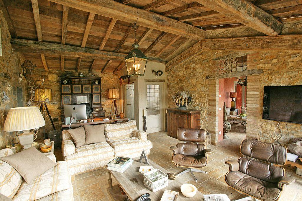 Rustici e casali in vendita a radda in chianti codice 567 immobiliare mare - Stile immobiliare genova ...