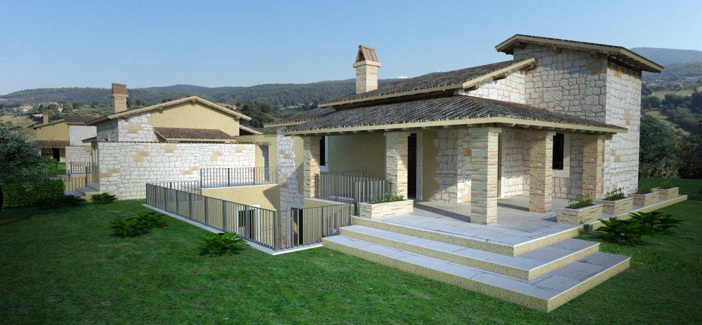 Rustici e casali in vendita a calvi dell 39 umbria codice for Case moderne in vendita in nj